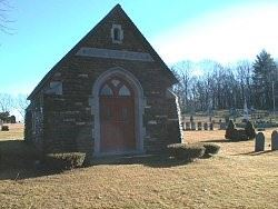 Northside Cemetery Chapel