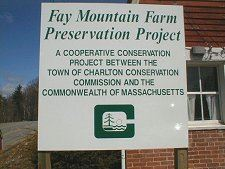 Fay Mountain Farm Preservation Project